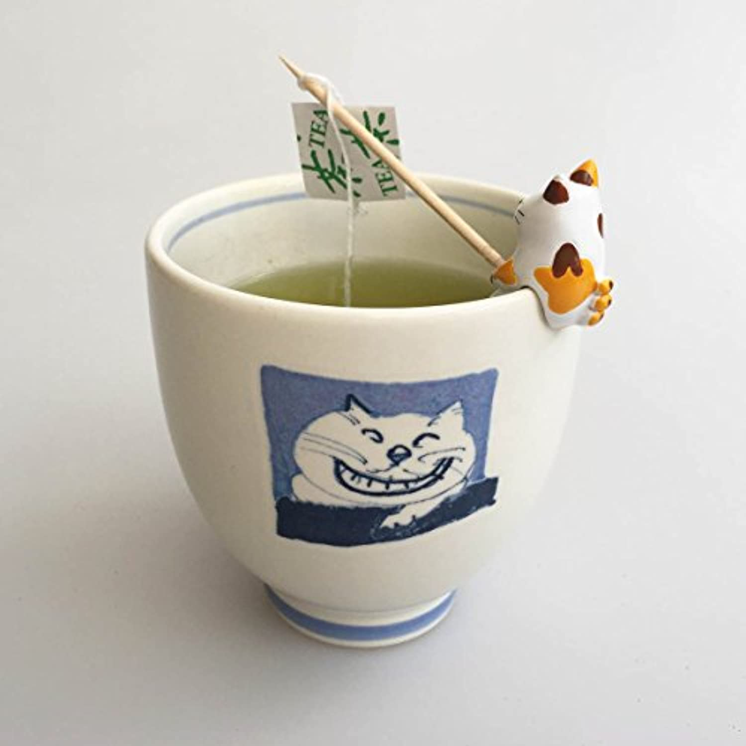 Cat Tea Tea Bag Fishing Deep Steamed Tea Hojicha Hot Summer Gift Cute Tea Gift Set Birthday Gift Cat Figure Included Japanese 1 Premium Green Tea And Matcha Online Marketplace Teaover Com